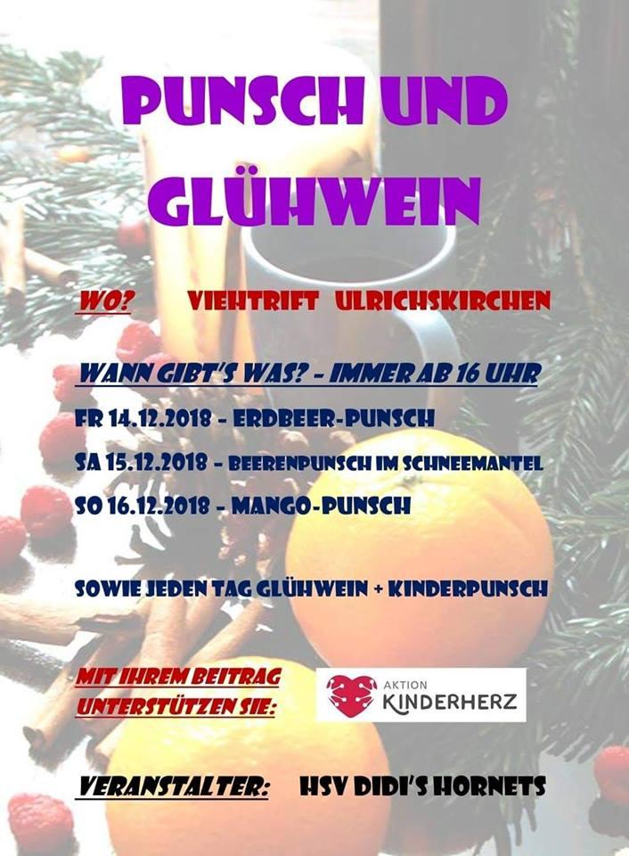 Punsch & Glühwein Aktion